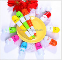 Cute korean stationey marker pen/essential gift set marker pen/marker pen set for children doodle