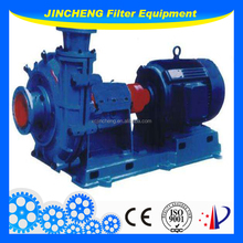 With International Advanced Design ZJB filter press special slurry pump for oil filter pump