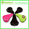 Promotion Polyester Bike Seat Cover Waterproof Bicycle Saddle Cover