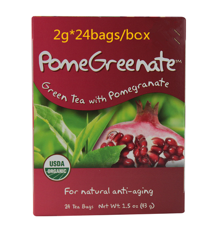 OEM private label for 2g*20 teabags 100% natural refreshing pomegranate tea - 4uTea | 4uTea.com