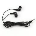 3 5mm Mini Stereo Earphones Sports Portable Earphones Wired Bass Earphones No Microphone Music Headphones Universal