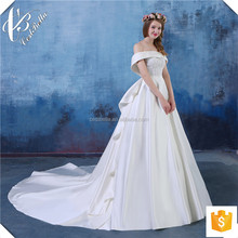 1efd72624352 Personalizzato Glamorous Cap Sleeve Puffy Avorio Ball Gown Dress Brides   span class keywords