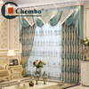 Indian Faux Silk Window Curtains