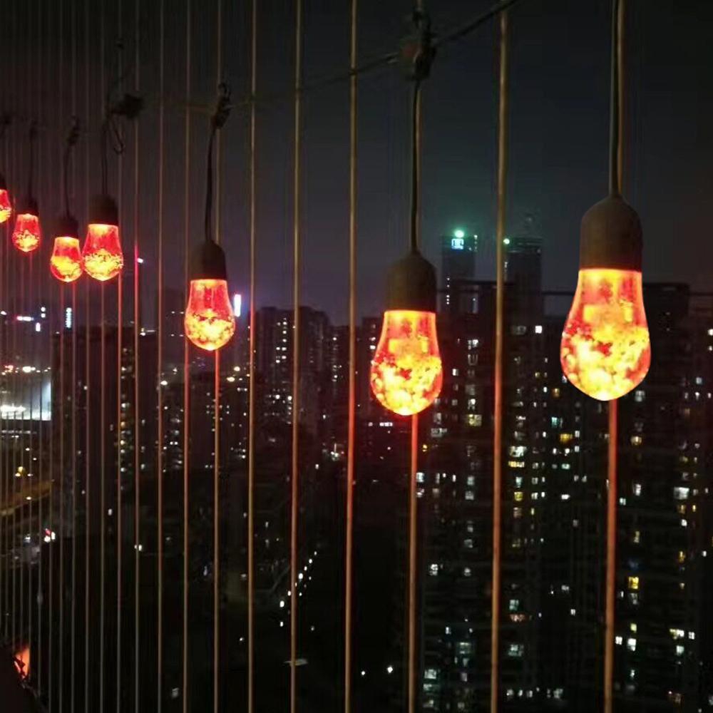 Outdoor Waterproof Solar Christmas Lights Decorative Light For Garden Tree
