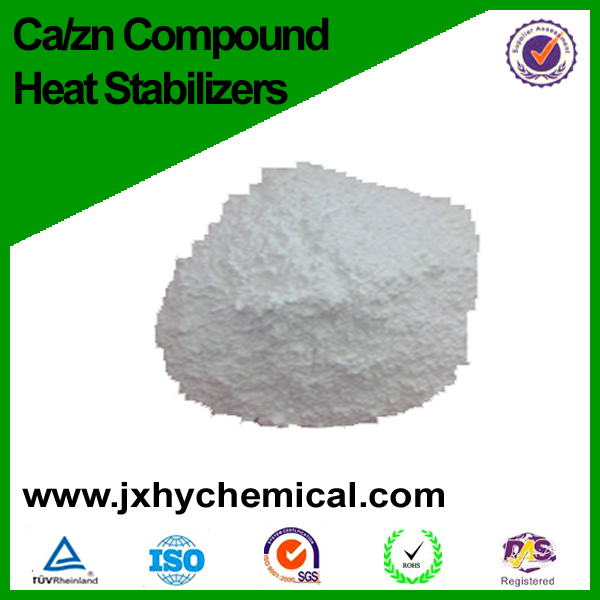 chemical industry ca zn compound heat stabilizer for wood plastic(wpc)