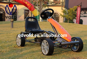 2015 new design kids Single Seat GoKart GC001N