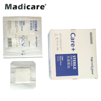 Major Nonwoven Set Medical Adhesive Wound Dressing