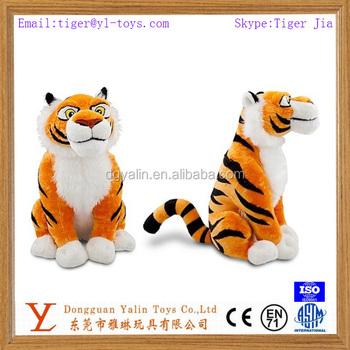 Soft Toy Tiger Pattern Toy Company Buy Tiger Toy CompanySoft Toy Impressive Tiger Pattern