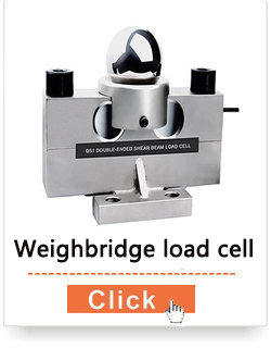 HW9318 Stainless Steel Plate Shackle Load Cell for Crane.