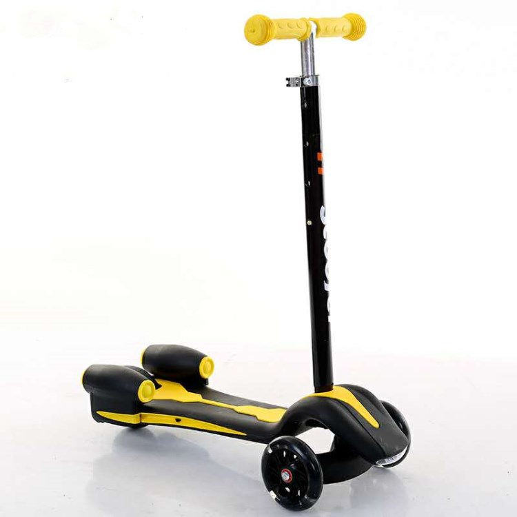 best quality pp kids scooter/cheap price three wheel children scooter/baby kids toy kick scooter for sale