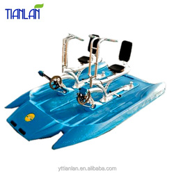 High Quality Water Park Use inflatable boat with outboard motor
