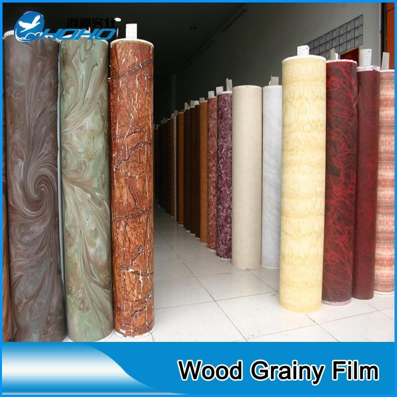 1.22*50m Salable Self Adhesive Paper Furniture Decorative Pvc Film ...