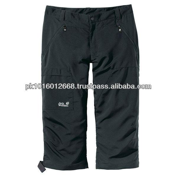 Garter Belts Symbol Of The Brand Ladies 3/4 Trousers Womens Three Quarter Elasticated Waist Capri Cropped Pants