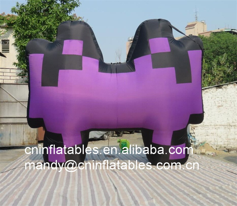 PVC Inflatable Space Invader Balloon for Sale