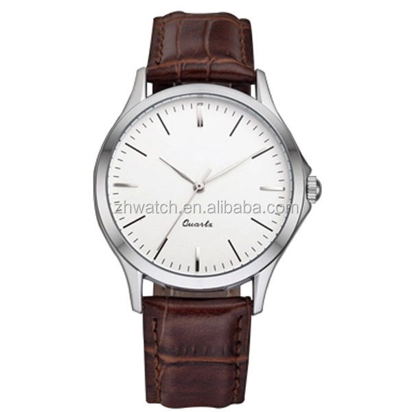 HOT Sale stainless steel band mens watch excellence quartz