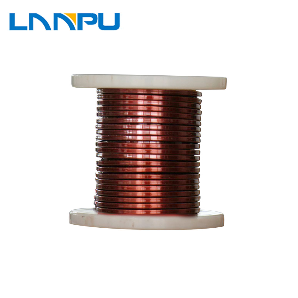 Heat Resistance Polyester-imide Magnet Wire Magnetic Coil Winding ...