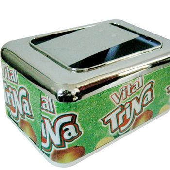 NH-016 Cheap whoelasale restaurant customized bar metal napkin holder