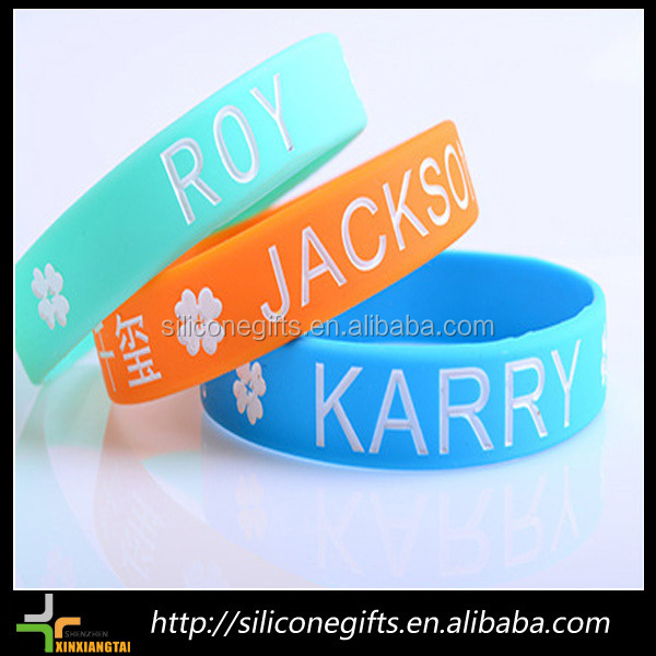 Promotional Gift Bracelets Company,Merry Christmas Silicone ...