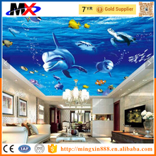 2016 New pvc film stretched ceiling with high quality