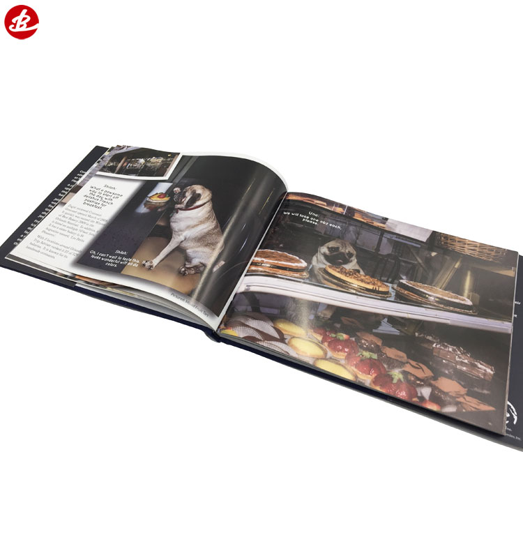 Professional Print A Hardback Photo Album In China Short Run On Demand Service Hardbound Photography Picture Book Printing