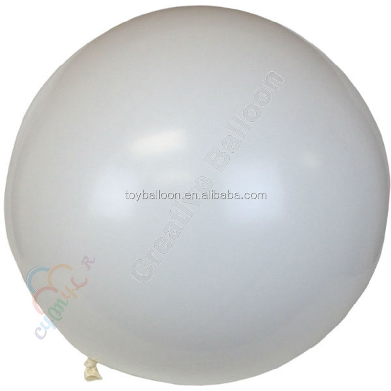 wedding party jumbo big size 36 inch red latex balloon