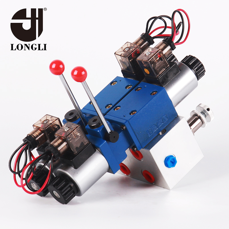 Ll265 Hydraulic Manifold Solenoid Valve Block Power Pack - Buy Hydraulic  Power Pack,Hydraulic Valve Block,Hydraulic Manifold Block Product on