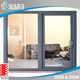 European system double glass aluminium sliding door