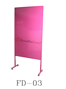 RD-FD-24 opi custom nail polish display wire rack