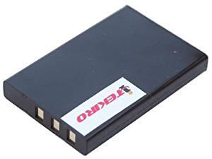 iTEKIRO 1100mAh Replacement Battery for Sanyo Xacti VPC-HD100 VPC-HD100R High Definition Camcorders