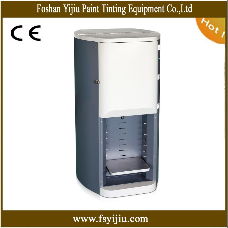 Yijiu automatic colour dispenser machine paint,China manufacturer