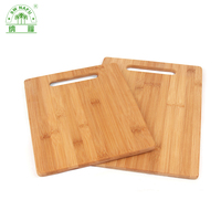 Nafu custom bamboo antimicrobial cutting board for kitchen