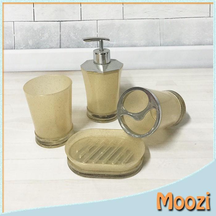 plastic hotel bathroom accessory set buy hotel