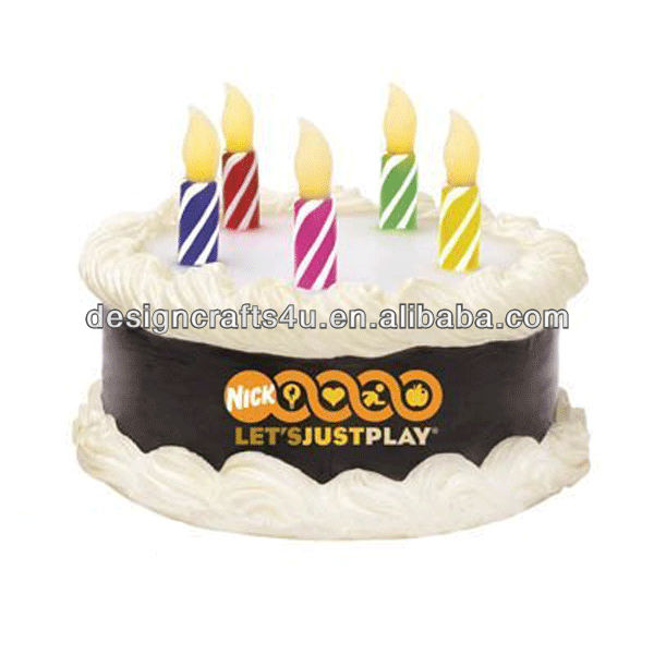 Fabulous Nice Fake Birthday Cake With Candles Buy Fake Birthday Cake Fake Personalised Birthday Cards Fashionlily Jamesorg