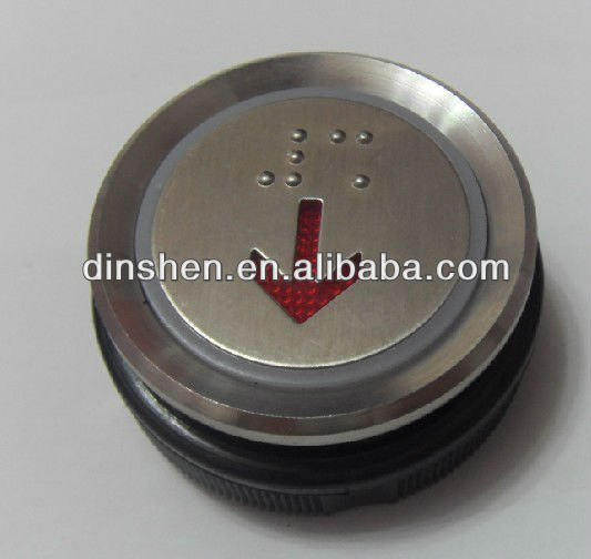 AK-22 sigma elevator Push button LG button