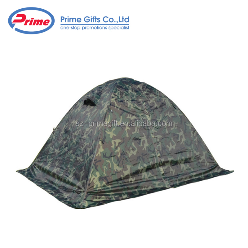 Good Reputation Customized Camouflage Cheap Outdoor Camping Tent