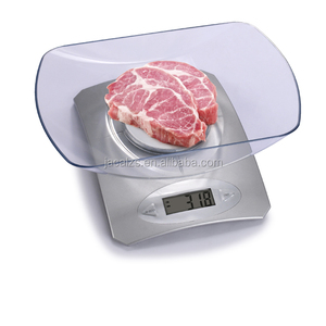hotselling 5kg digital kitchen food weighing scale plastic measuring cup
