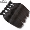 New Style Natural Color Factory Price 100% Virgin Peruvian Hair Weft