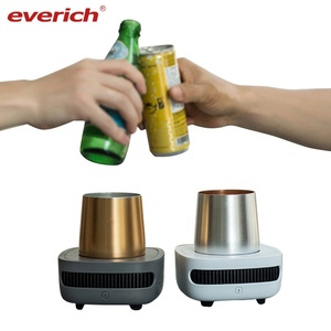 drink beer cup cooler stainless steel electric can coffee cup cooler for beer bottles