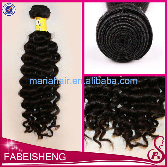 Good Quality 32 Inch Peruvian Hair Extensions Deep Wave