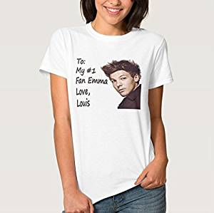 One Direction Merchandise Merch Custom Pillow Pillowcases Pillowcase Gift Fan 1D