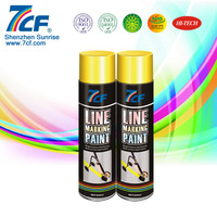 Thermoplastic Fluorescent Road Marking Paint