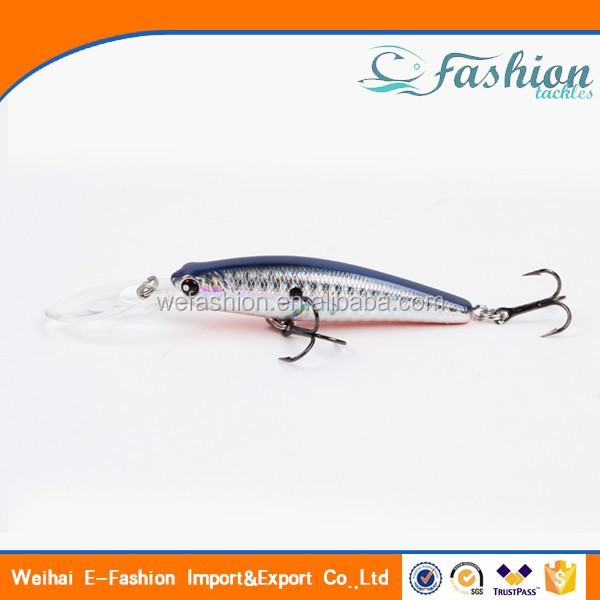 In Stock 90cm 12.4g Minnow <strong>Fishing</strong> Lures Baits Plastic Hard Lures China