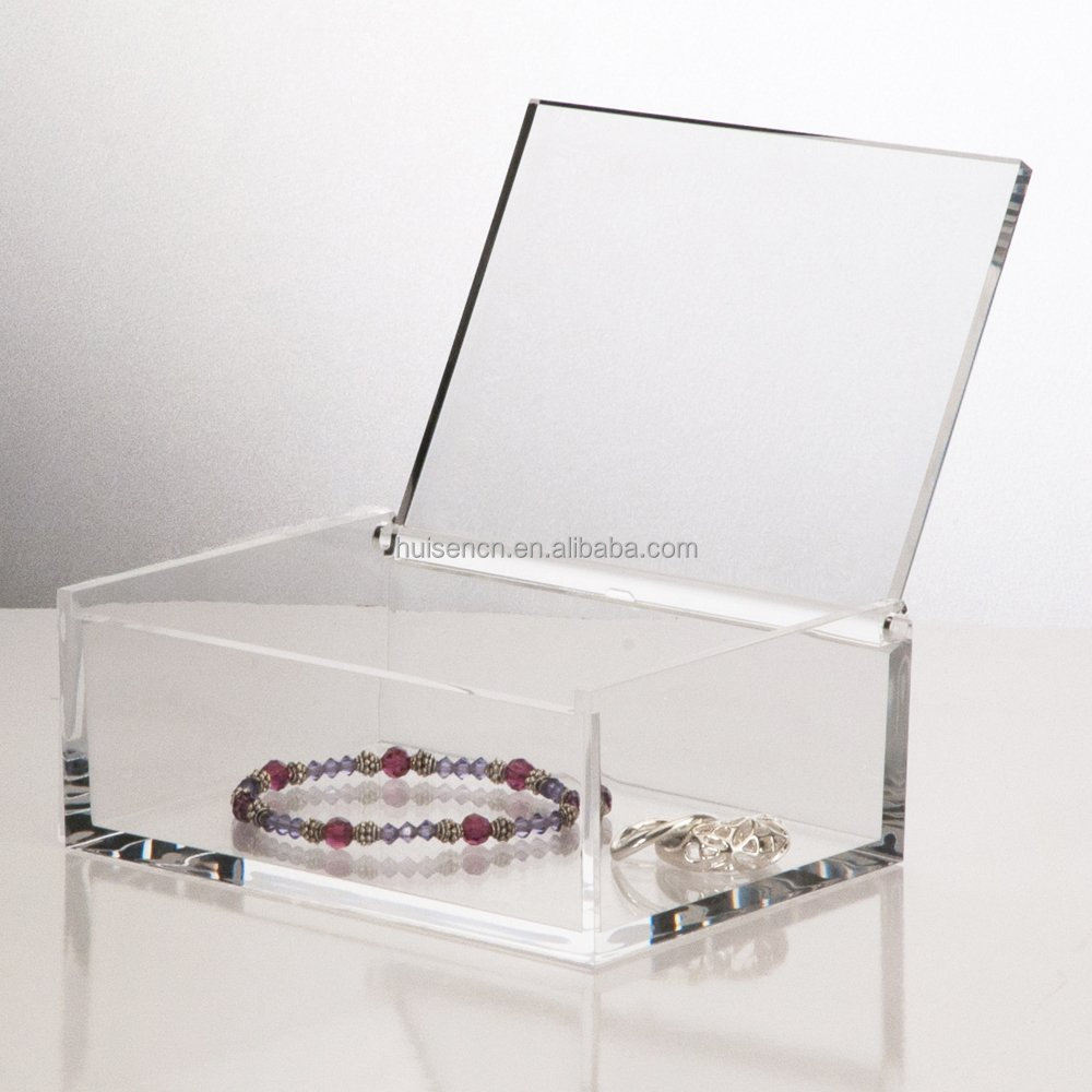 Custom Acrylic Candy Box China Supplier For Candy Store
