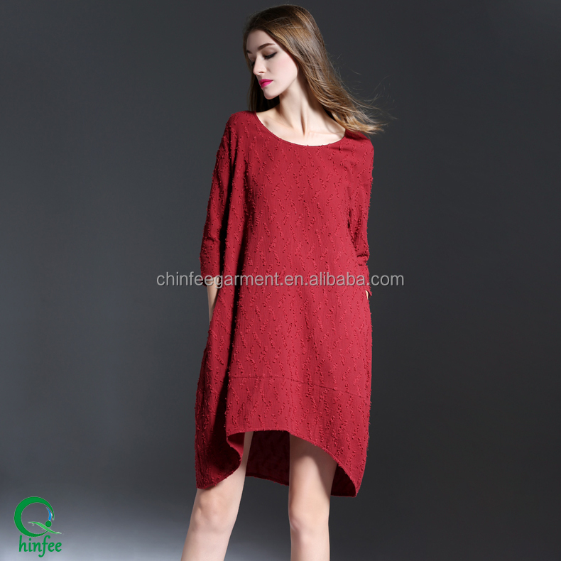 Fat Women Casual Dresses With Pictures Short Front Long ...