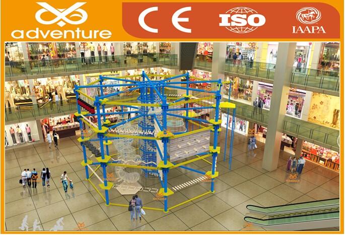 Circuito Juegos Para Niños : Interior parque de atracciones interior aventura circuito de