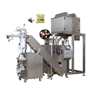 C21DX Non-woven tea bag packing machine with outer envelope for Vietnam tea