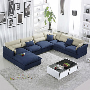 High Quality Fabric Sofa Set Very Comfortable Italian Hot