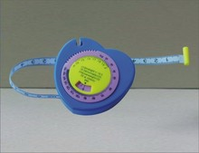 promotional products Purple tape measure round measuring tape quality tape measure