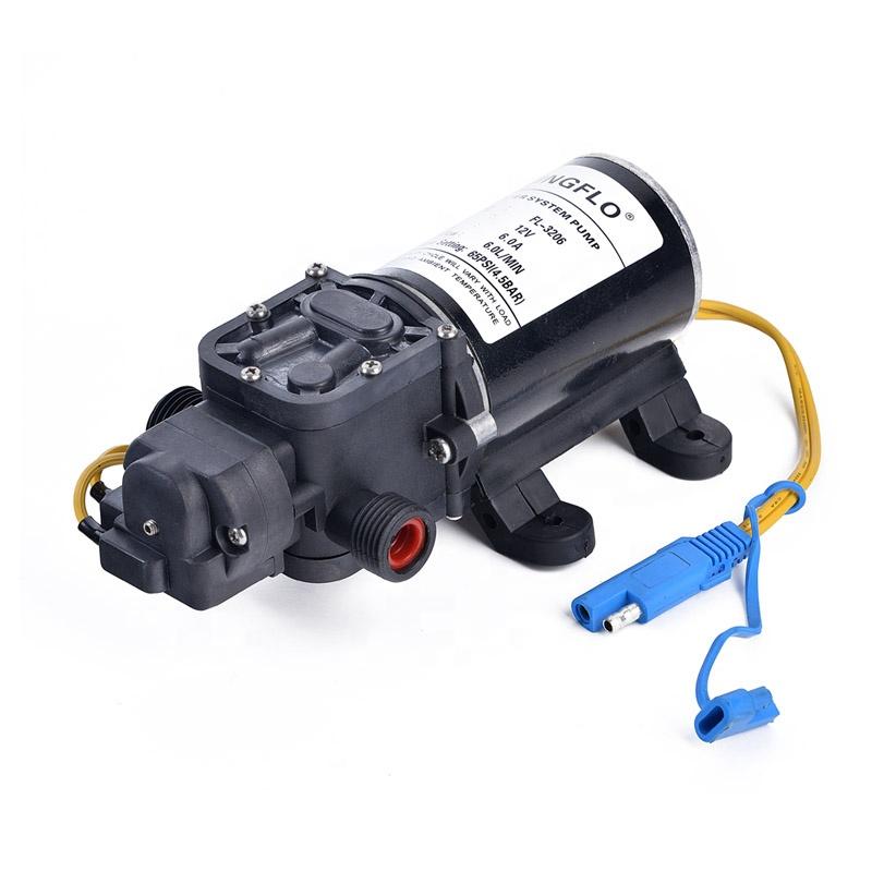 FL-3206 DC Electric Sprayer Pump In High Pressure Water Pump