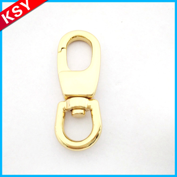 Popular Fine Workmanship New Style Metal Rose Gold With High Quality Snap Hook For Bag